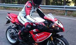 Yamaha R1 Santander