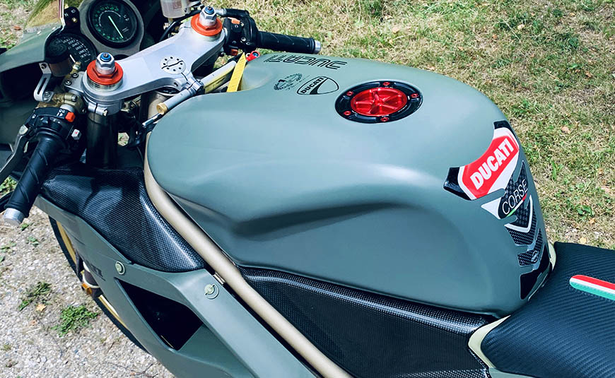 Carena in abs Ducati 916