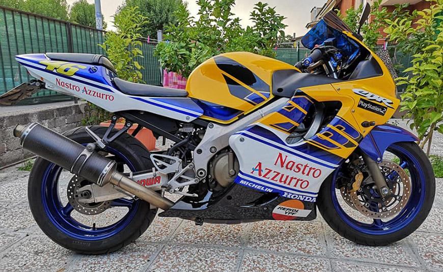 carena in abd per Honda cbr 600 F Sport