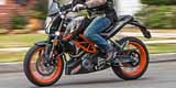 carene in abs per KTM Duke
