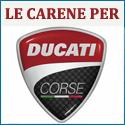 Le nostre carene in ABS per Ducati 848 1098 1198