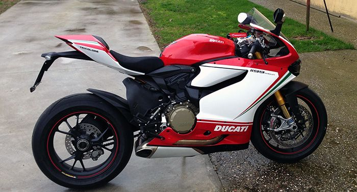 centauroshop carena in abs per ducati 1199 Panigale