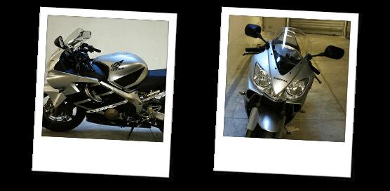 commento per la carena in abs per Honda CBR600F di Luca di Genova