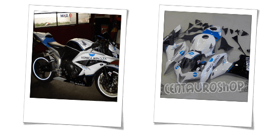 commento per la carenatura in abs per honda cbr 600 rr konica